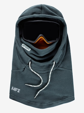 Men's Anon MFI® Fleece Helmet Hood shown in Rising Gray