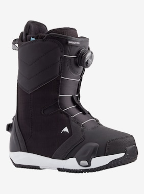 Women's Burton Limelight Step On® Snowboard Boot shown in Black