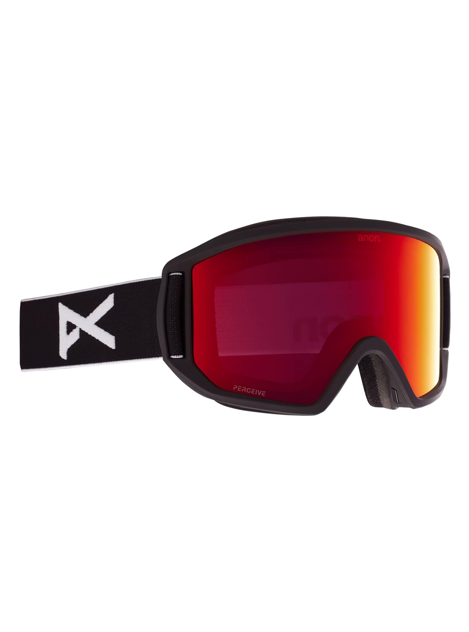 Anon Relapse skidglasögon för herrar + reservlins