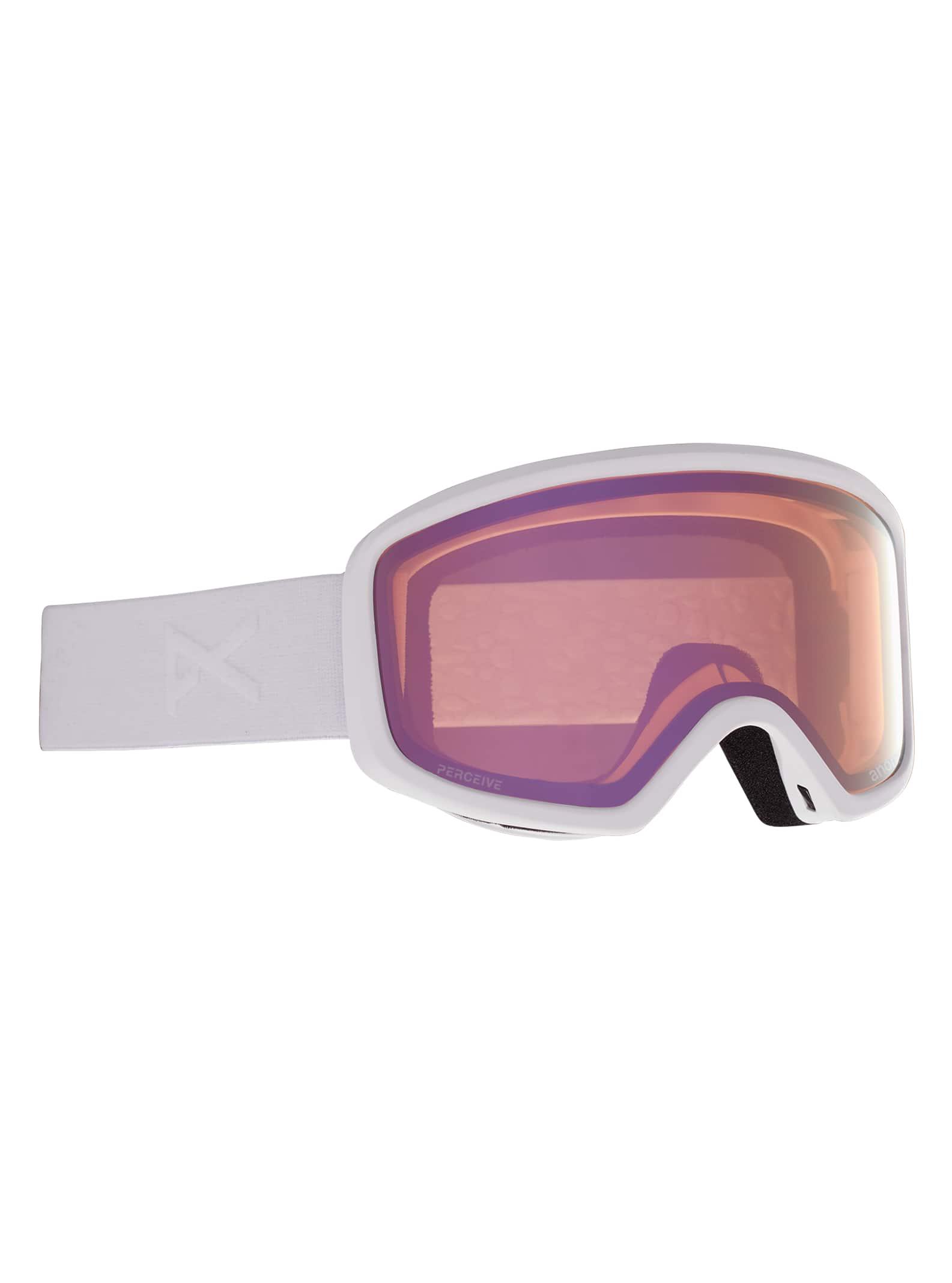 Anon Deringer skidglasögon + reservlins för damer