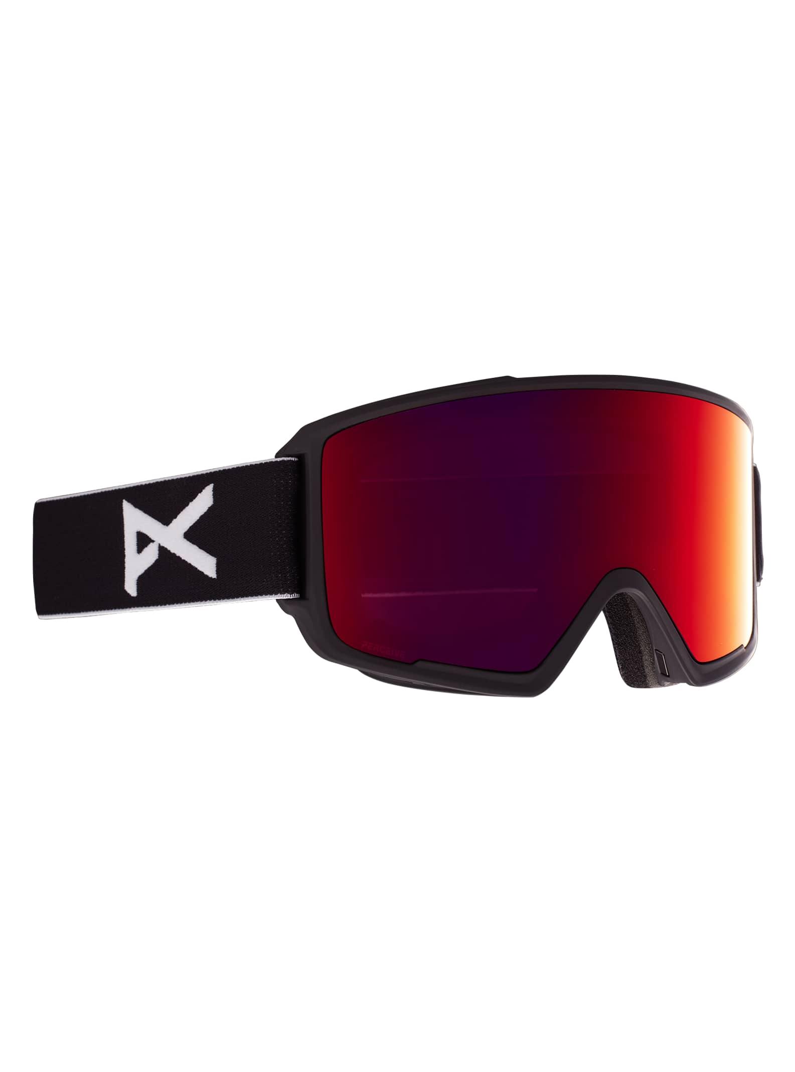 Anon M3-skidglasögon för herrar + reservlins