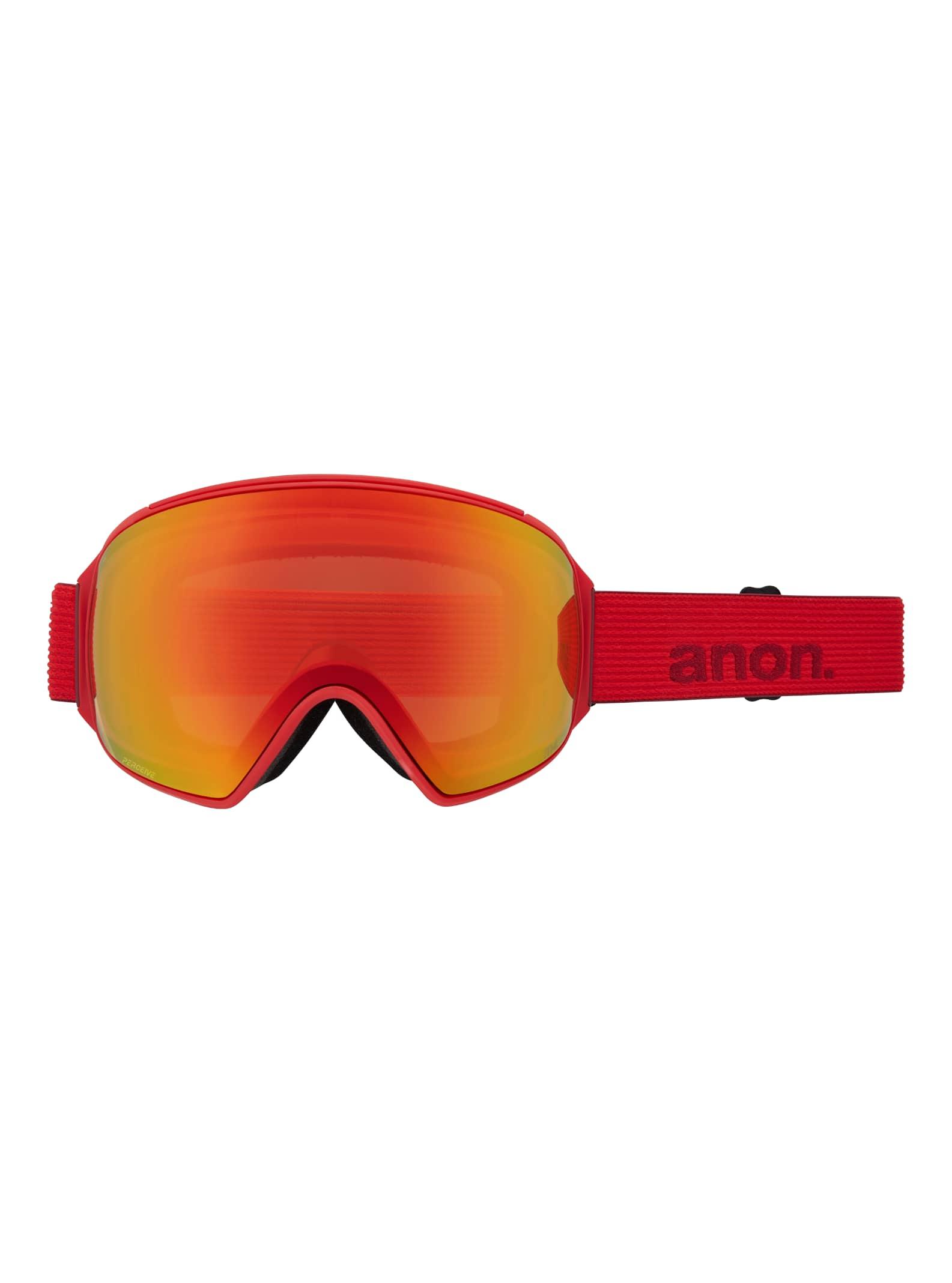 Men S Snowboard And Ski Goggles Anon Optics Us