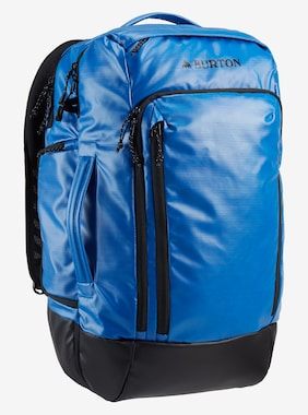 Burton Multipath 27-Liter-Reiserucksack in Lapis Blue Coated