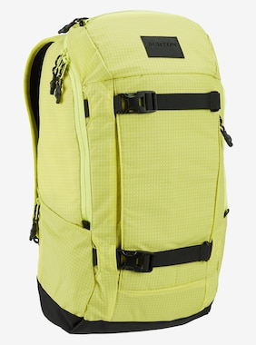 Burton Kilo 2,0 27L Backpack shown in Limeade Ripstop