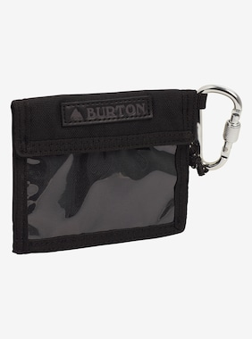 Burton Pass Case shown in True Black
