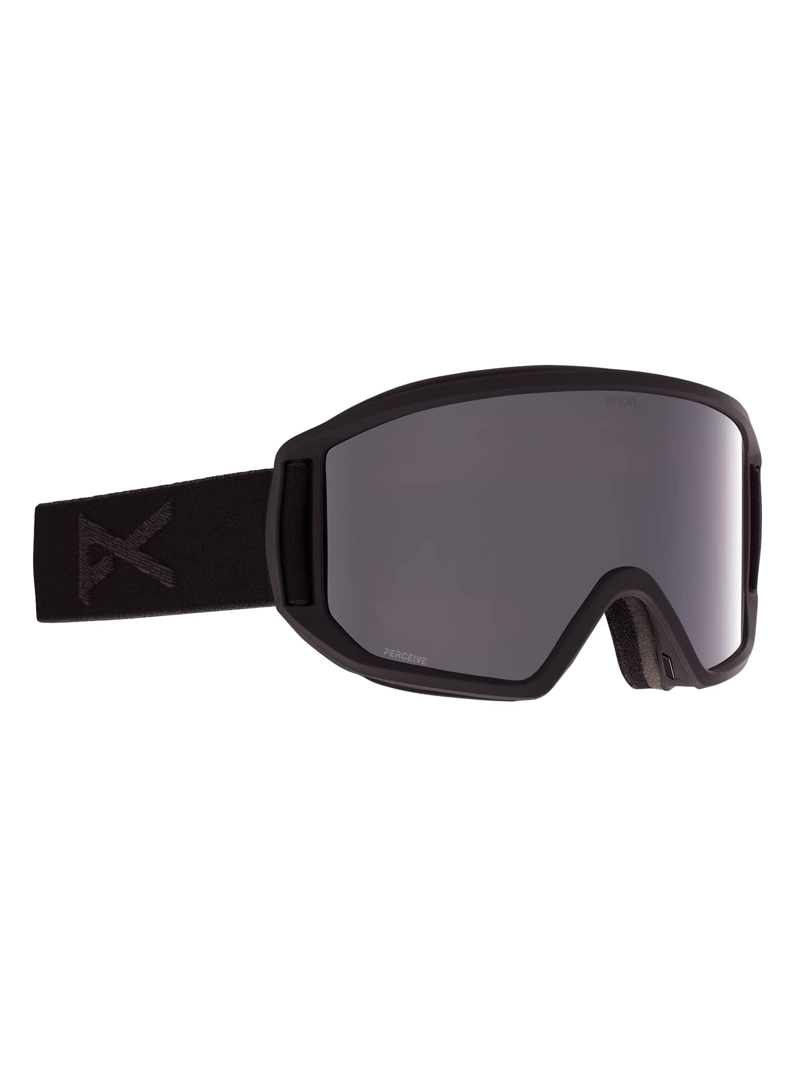 Anon Relapse Snapback skidglasögon + reservlins för herrar