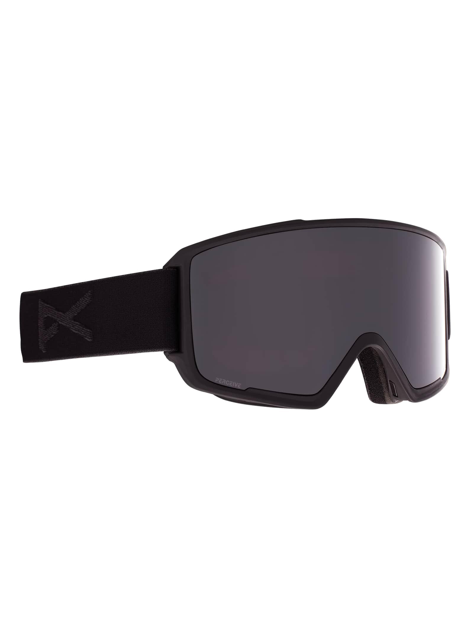 Anon M3 Snapback skidglasögon för herrar + reservlins