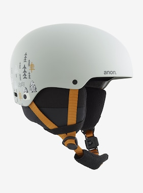 Kids' Anon Rime 3 Helmet shown in PB Gray