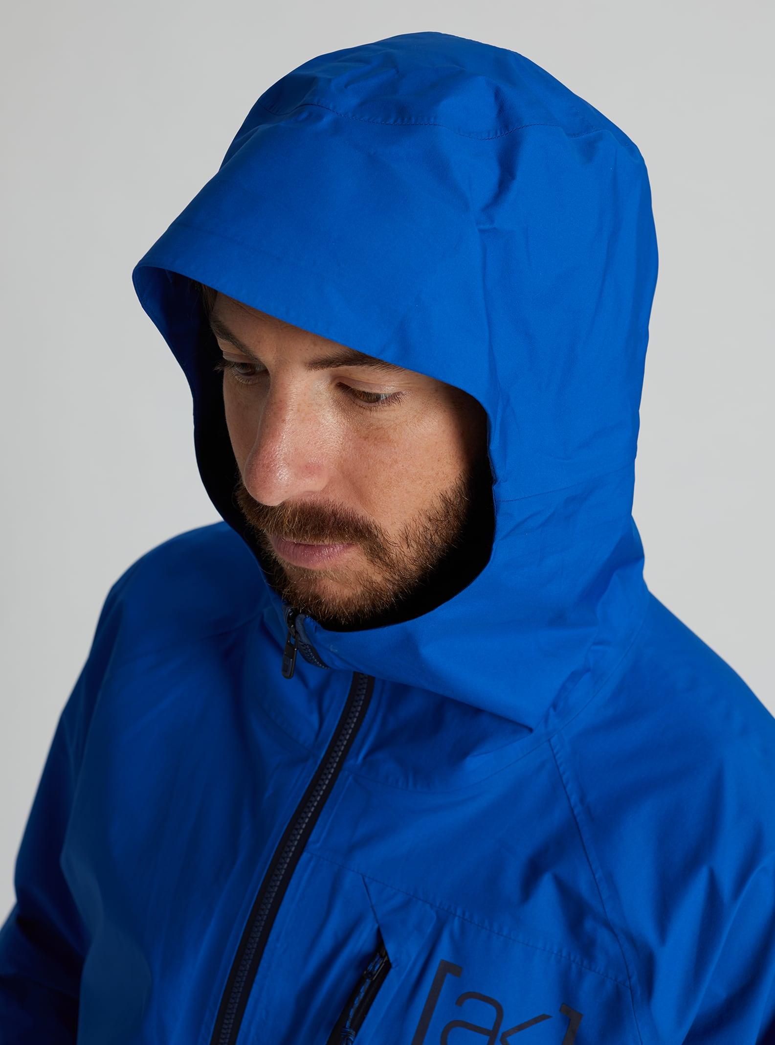 Burton AK 3L Surgence Gore-Tex Rain Jacket Mens