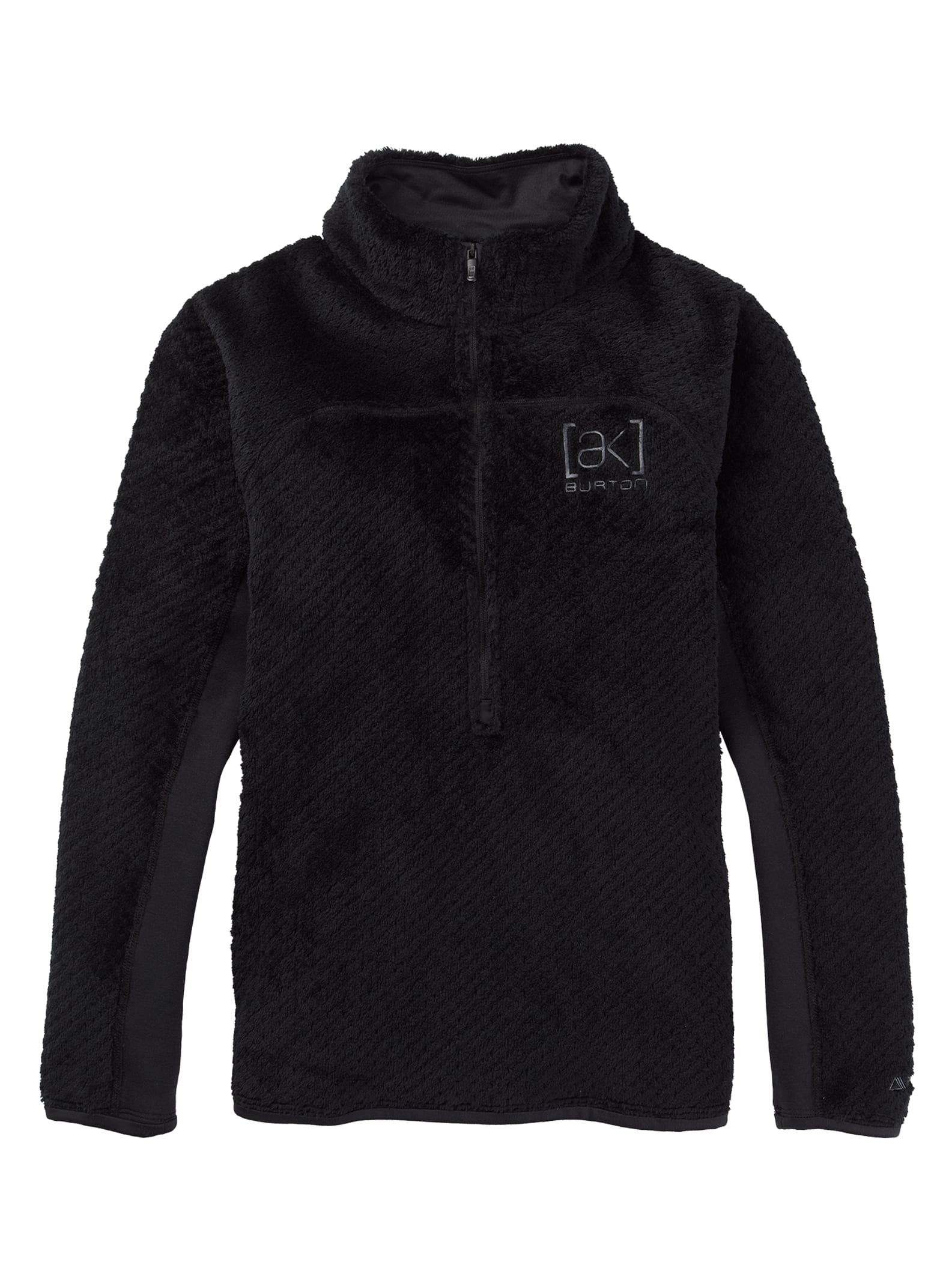 Burton [ak] Baker Hi-Loft fleece med blixtlås för damer, XL
