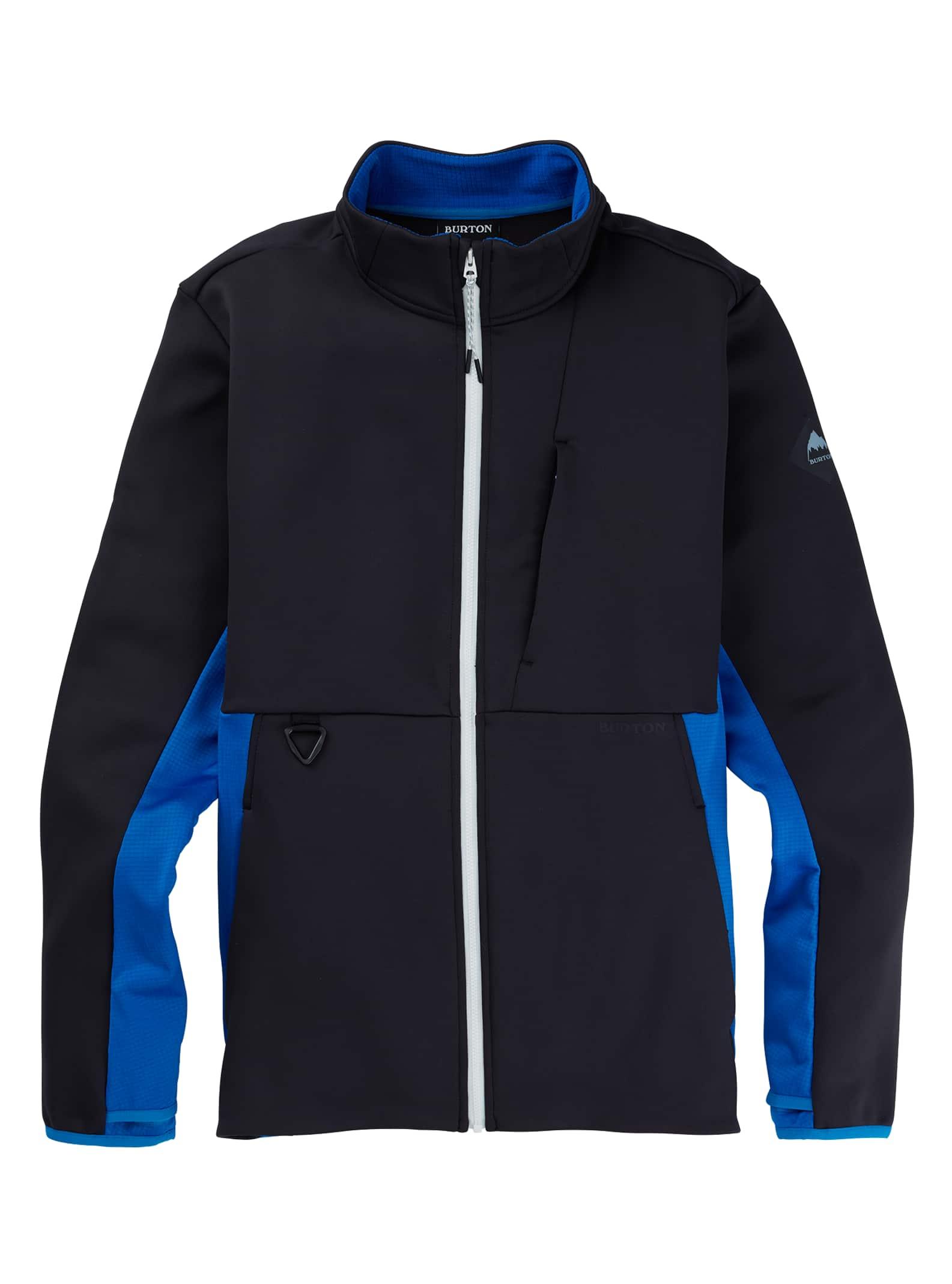 Burton mens Multipath Full-zip Fleece