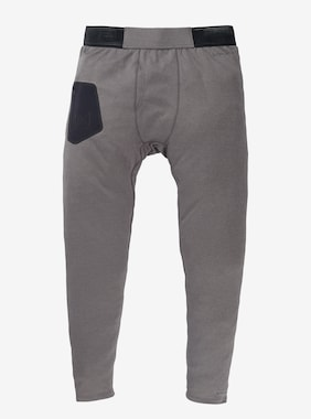 Men's Burton [ak] Baker Power Wool™ Base Layer Pants shown in Castlerock
