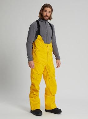 Men's Burton [ak] Japan GORE-TEX Pro Guide Hi-Top Pant shown in Spectra Yellow