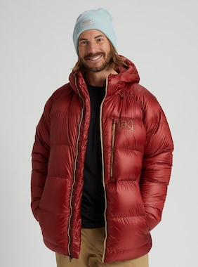 Men's Burton [ak] Baker Expedition Down Jacket shown in Sparrow
