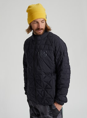 Men's Burton [ak] Baker Stretch Insulated Jacket shown in True Black