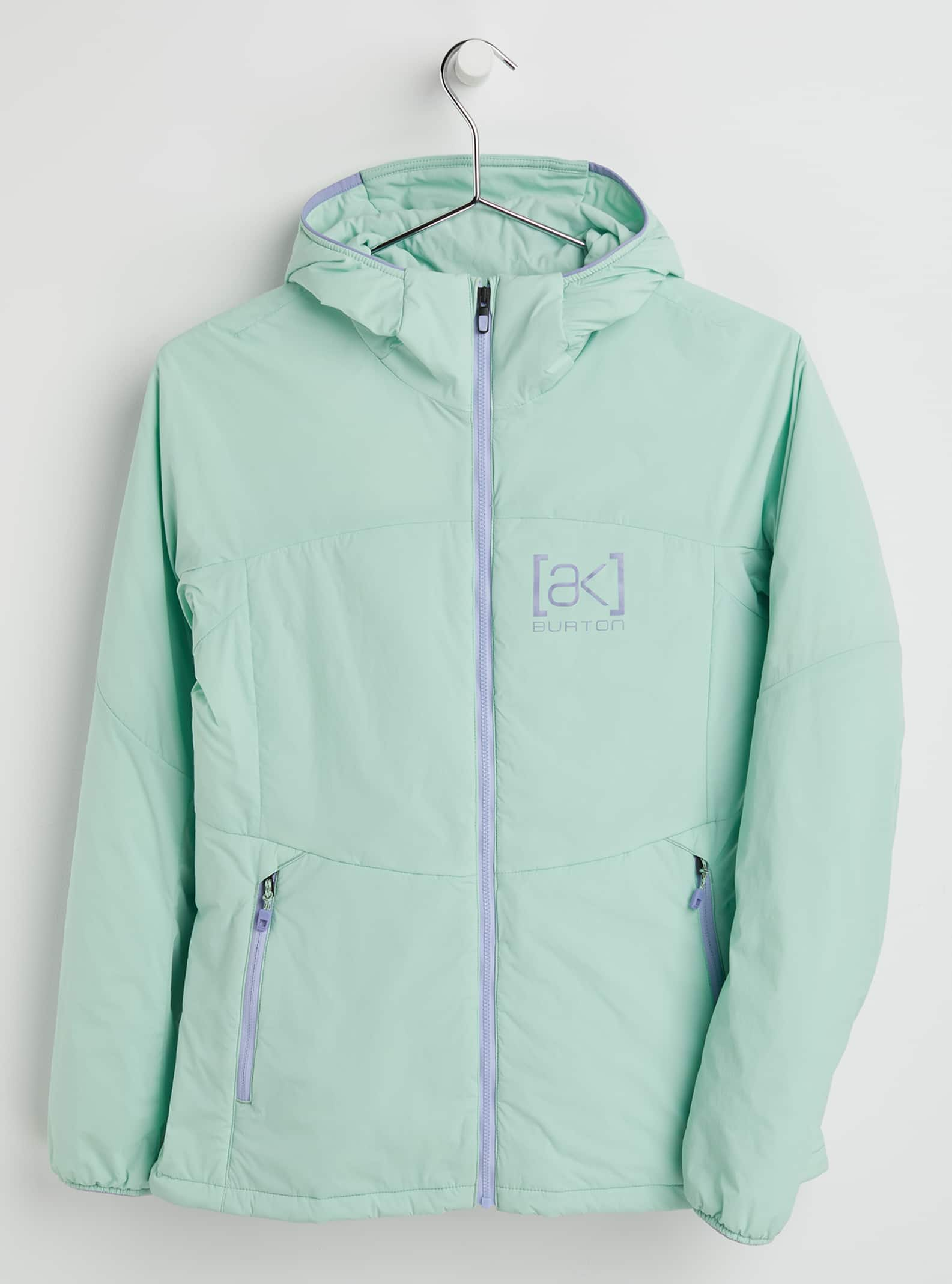 Burton [ak] Hooded Stretch-jacka med värmeisolering för damer, XS