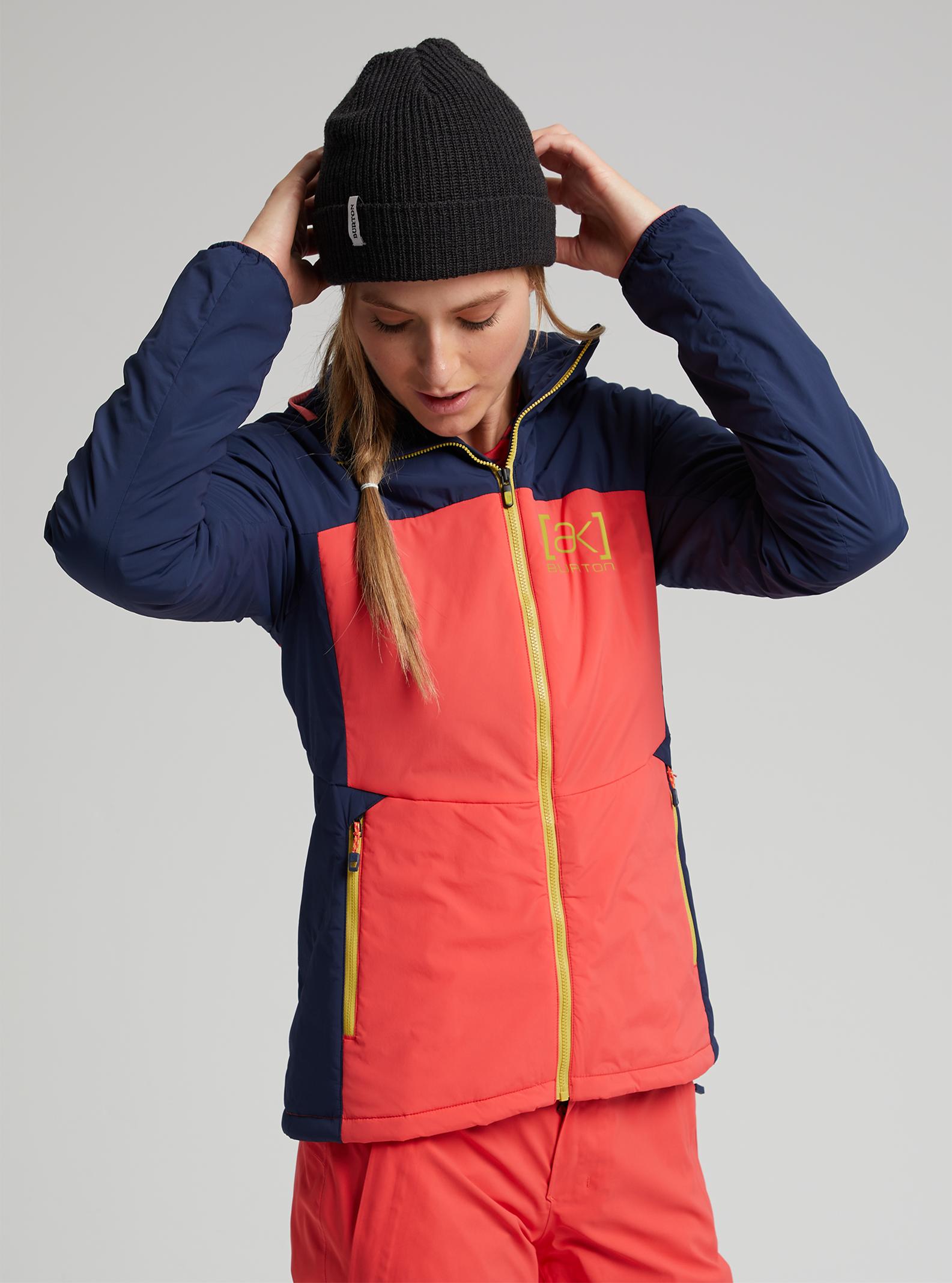 Versandrückläufer Burton WMS Ayers Down Snowboard Jacket Snowboardjacke