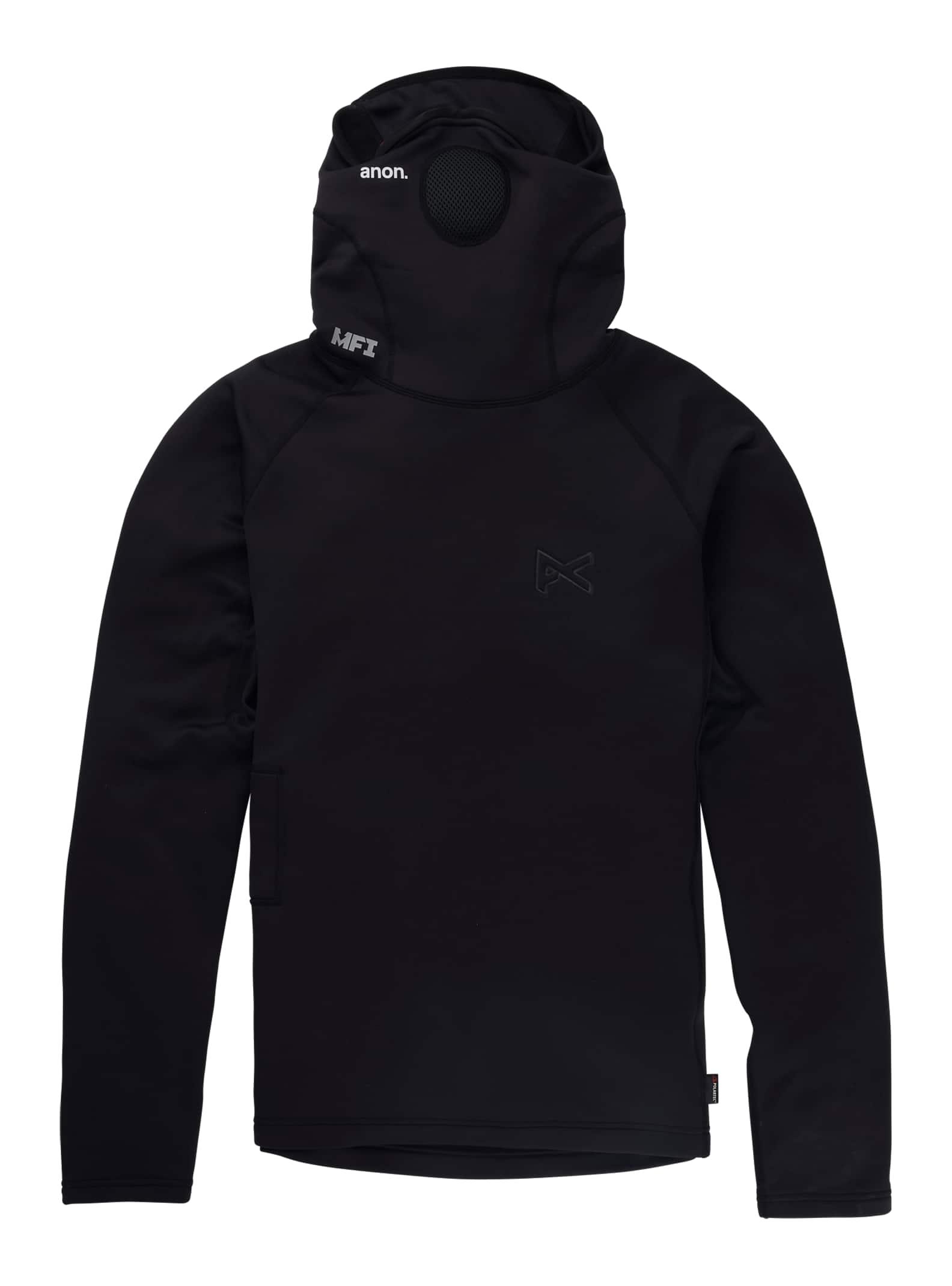 Anon MFI® Power Dry® långärmad tröja, XS