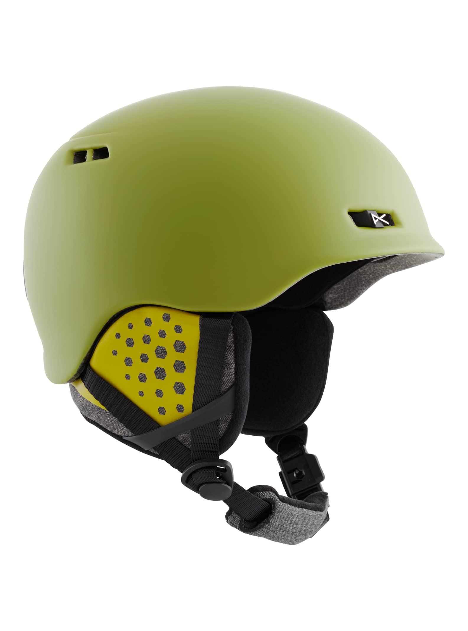 Anon Men's Rodan Long Hair Fleece MIPS Helmet, L