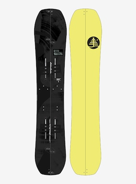 Burton Family Tree Hometown Hero X Camber Splitboard shown in 150