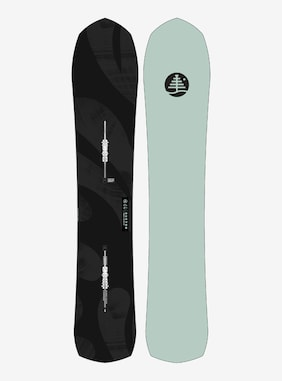 Burton Family Tree Straight Chuter Camber Snowboard shown in 159
