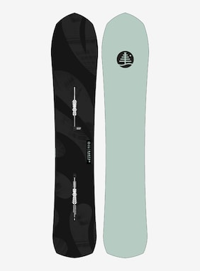 Burton Family Tree Straight Chuter Camber Snowboard shown in 162