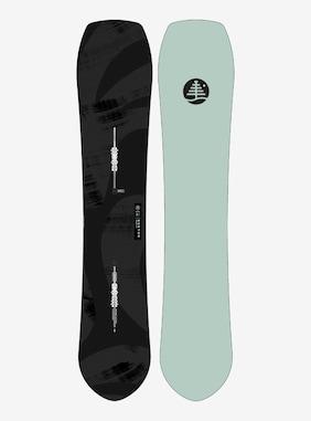 Burton Family Tree Big Gulp Camber Snowboard shown in 164
