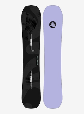 Burton Family Tree Hometown Hero Camber Snowboard shown in 165W