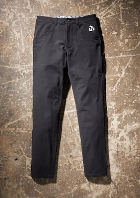 Stretch Travel Pant shown in Black
