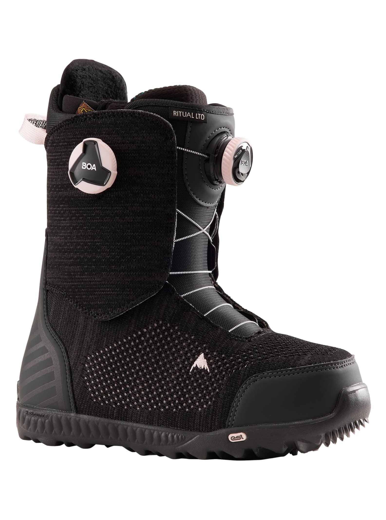 Burton Ritual LTD BOA® snowboardboots för kvinnor, 10