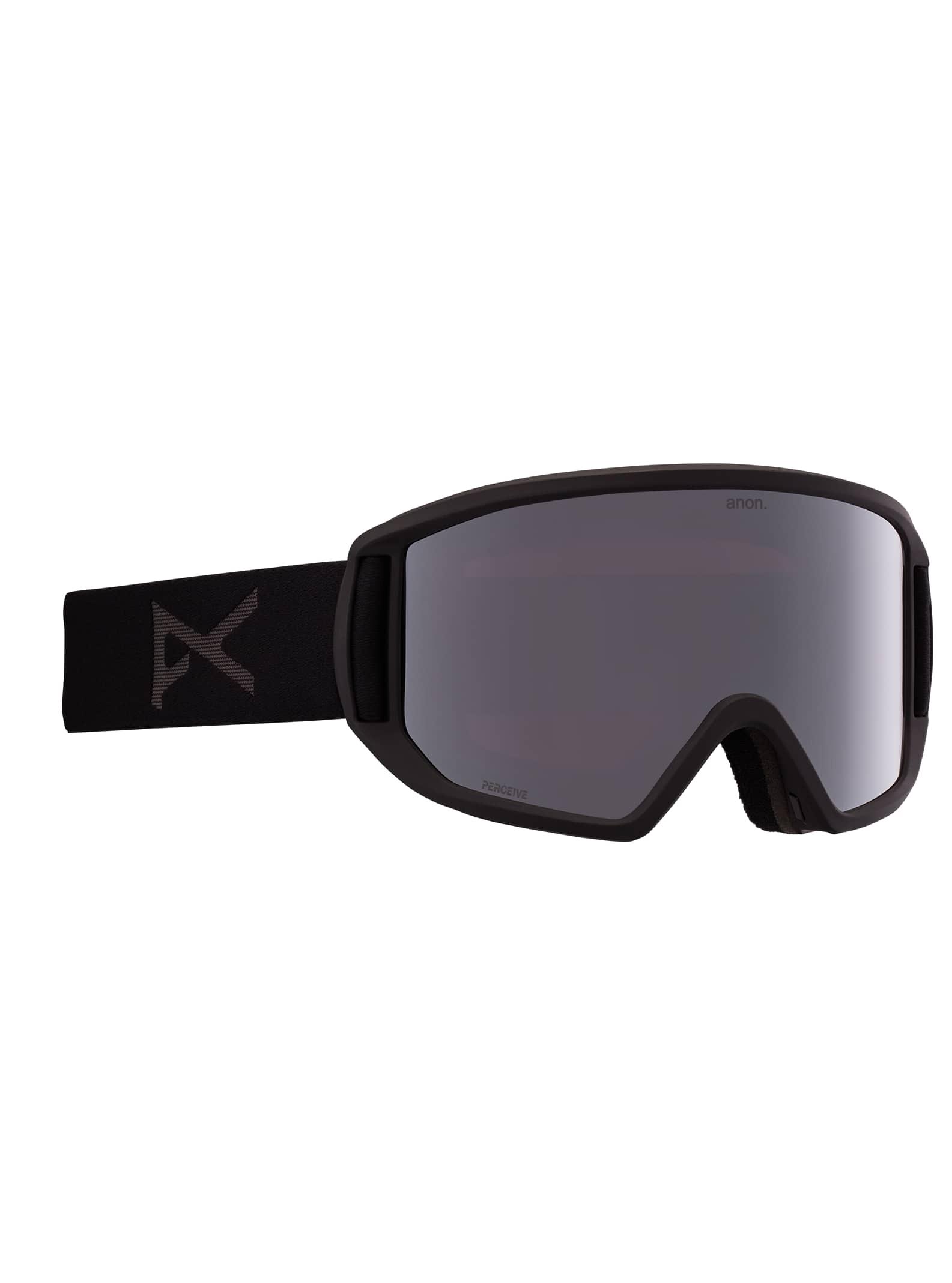 Anon Relapse skidglasögon + reservlins + MFI® skidmask