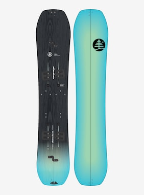 Burton Family Tree Hometown Hero Camber Splitboard in 146