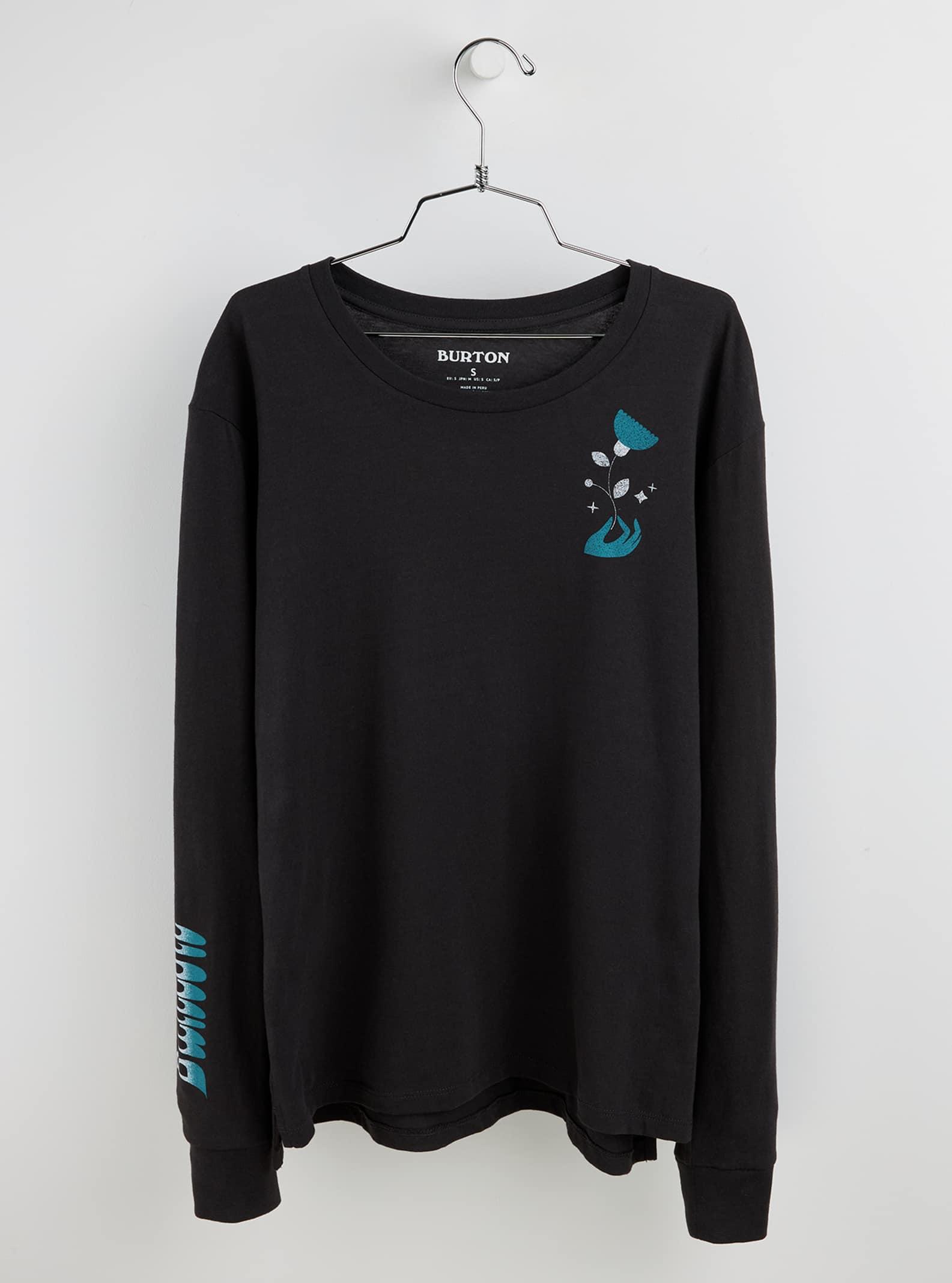 Burton Clarkston långärmad t-shirt för kvinnor, L